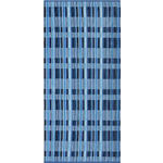 STRANDTUCH 80/180 cm  - Blau, Design, Textil (80/180cm) - Esposa
