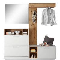 Wandgarderobe Holz Weiß.Garderobe Online Bestellen Xxxlutz