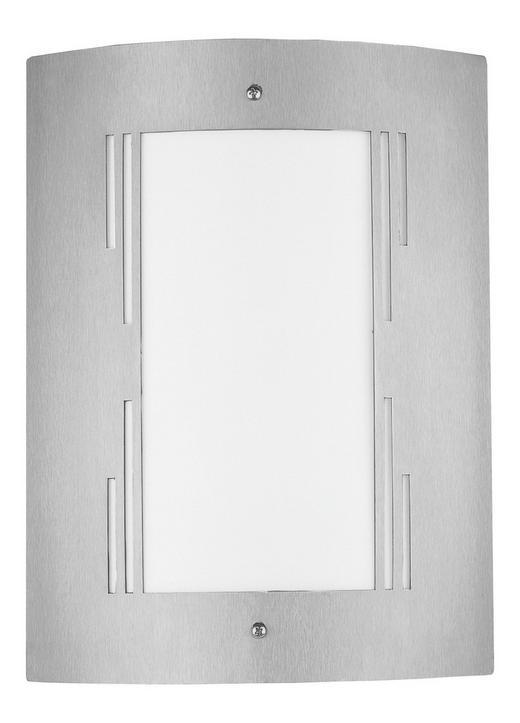 AUßENLEUCHTE - KONVENTIONELL, Kunststoff/Metall (23/29/9,2cm) - Boxxx