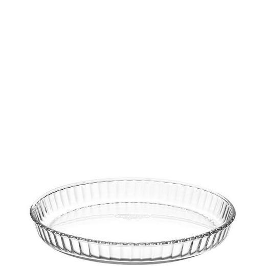 OBSTKUCHENFORM - Klar, Basics, Glas (31/5,5/31cm) - Leonardo