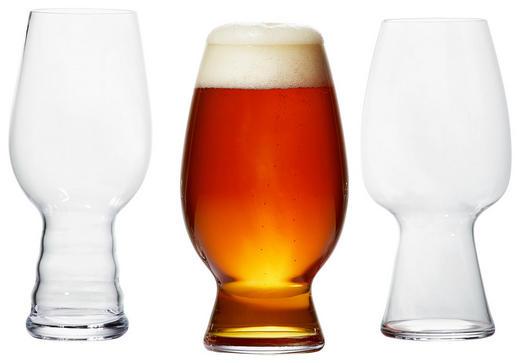 GLÄSERSET 3-teilig - Basics, Glas (18,6cm) - Spiegelau