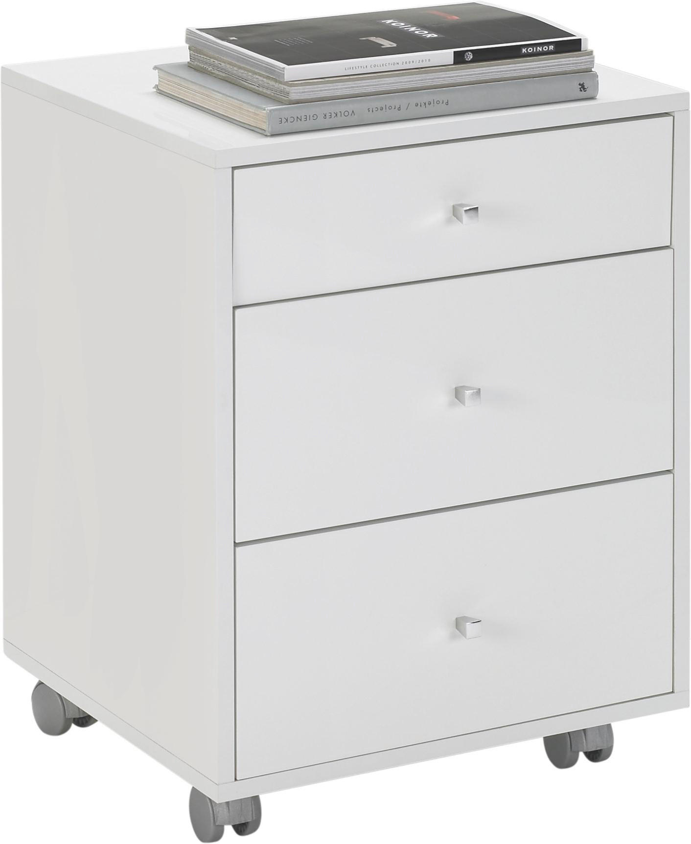 Rollcontainer design hoch  ROLLCONTAINER Weiß online kaufen ➤ XXXLShop