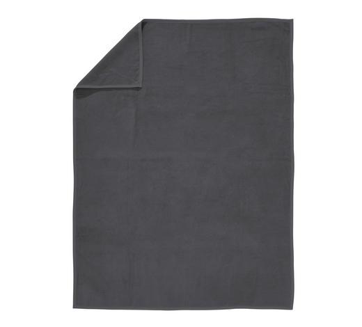 DEKA - tmavě šedá, Basics, textil (150/200cm) - Novel