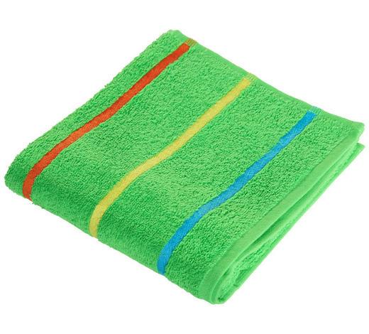 HANDTUCH 50/90 cm - Grün, Trend, Textil (50/90cm) - Ben'n'jen