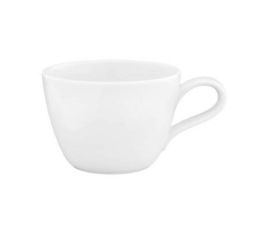 KAFFEETASSE 240 ml  - Weiß, KONVENTIONELL, Keramik (0,24l) - Seltmann Weiden
