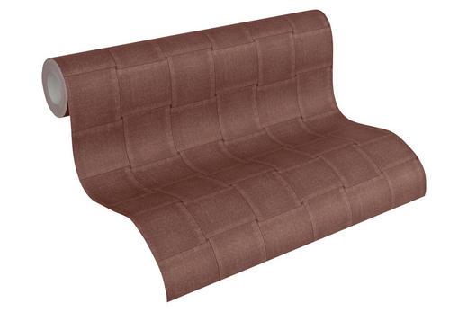 VLIESTAPETE 10,05 m - Rot, Basics, Textil (53/1005cm)