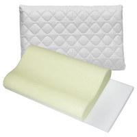 NACKENSTÜTZKISSEN  40/60 cm       - Weiß, KONVENTIONELL, Textil (40/60cm) - Sleeptex