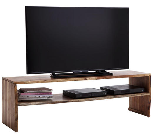 TV-ELEMENT 145/45/40 cm - Walnussfarben, LIFESTYLE, Holz (145/45/40cm) - Landscape
