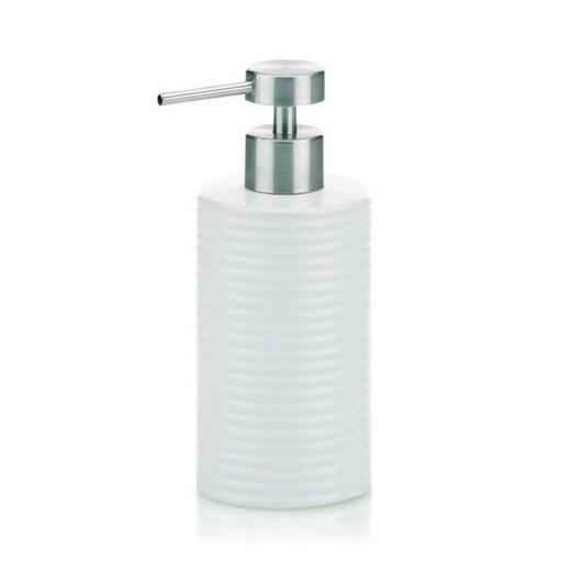SEIFENSPENDER - Weiß, Basics, Metall (7/17cm)