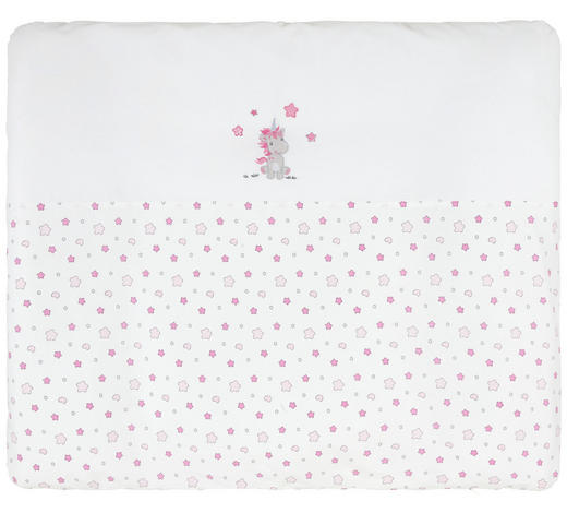 PREVIJALNA PODLOGA SAMOROG - siva, Basics, tekstil (85/75cm) - My Baby Lou