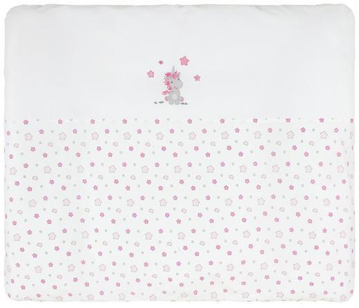 WICKELAUFLAGE 85/75/ cm - Grau, Basics, Textil (85/75/cm) - My Baby Lou