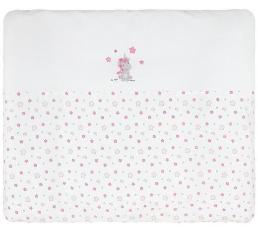 WICKELAUFLAGE 85/75 cm  - Grau, Basics, Textil (85/75cm) - My Baby Lou