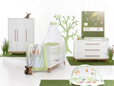 Gitterbett, Scandic, Babyzimmer | Kleinkinderbett, Bett