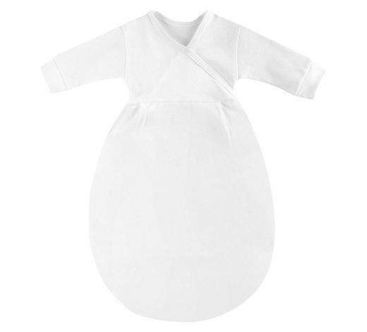 BABYSCHLAFSACK - Weiß, Basics, Textil (70cm) - Zöllner