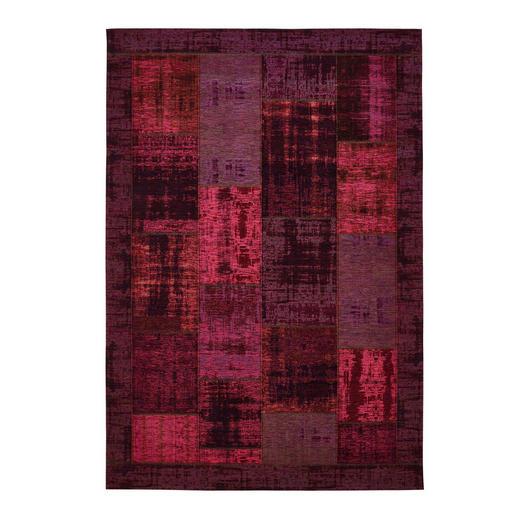 FLACHWEBETEPPICH  80/150 cm  Brombeere - Brombeere, Basics, Textil (80/150cm) - Novel