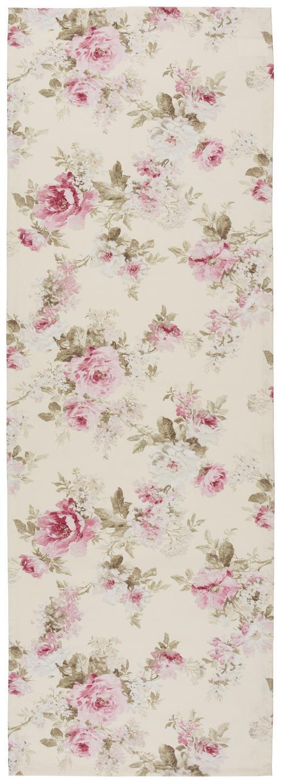 TISCHLÄUFER 50/150 cm - Creme/Rosa, Trend, Textil (50/150cm) - Esposa