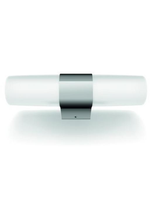MYBATHROOM LED-WANDLEUCHTE - Chromfarben/Weiß, KONVENTIONELL, Kunststoff/Metall (6,9/28cm) - Philips