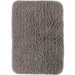 BADTEPPICH  55/80 cm  Grau   - Grau, Basics, Textil (55/80cm) - Boxxx
