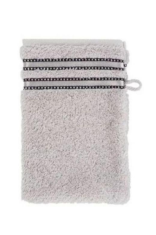 WASCHHANDSCHUH  Hellgrau - Hellgrau, Basics, Textil (16/22cm) - VOSSEN