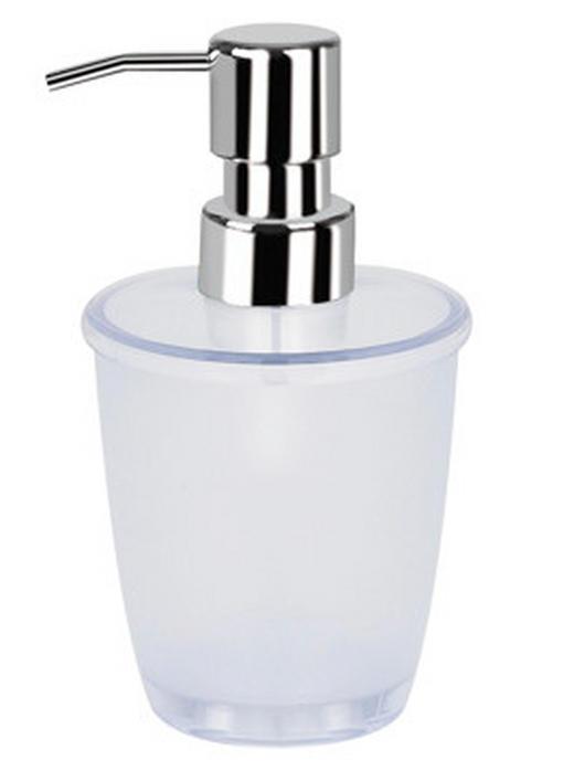 SEIFENSPENDER - Weiß, Basics, Kunststoff (8,5/15,5cm) - SPIRELLA