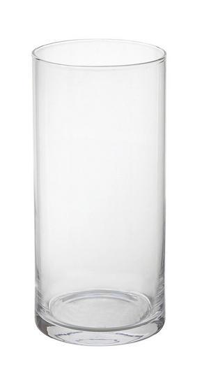 VAS - klar, Basics, glas (12/25cm) - Ambia Home