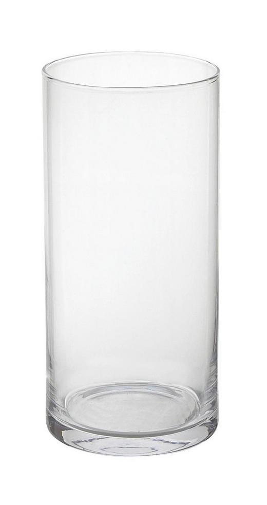VASE 25 cm - Klar, Basics, Glas (12/25cm) - Ambia Home