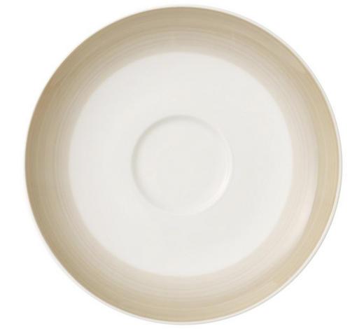 UNTERTASSE - Beige/Creme, KONVENTIONELL, Keramik (14cm) - Villeroy & Boch