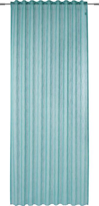 KOMBINIRANA ZAVESA MELINDA - modra, Konvencionalno, tekstil (140/245cm) - Esposa