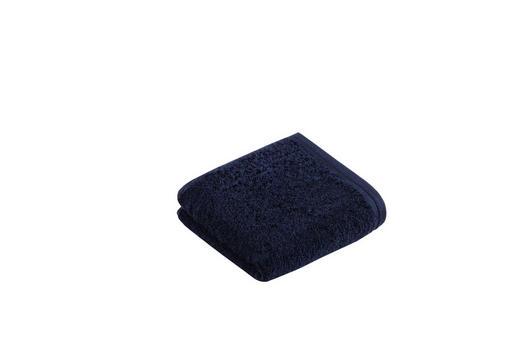GÄSTETUCH 40 60  cm - Blau, Basics, Textil (40 60 cm) - Vossen