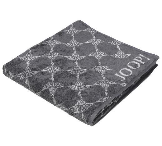 DUSCHTUCH 80/150 cm  - Anthrazit, Textil (80/150cm) - Joop!