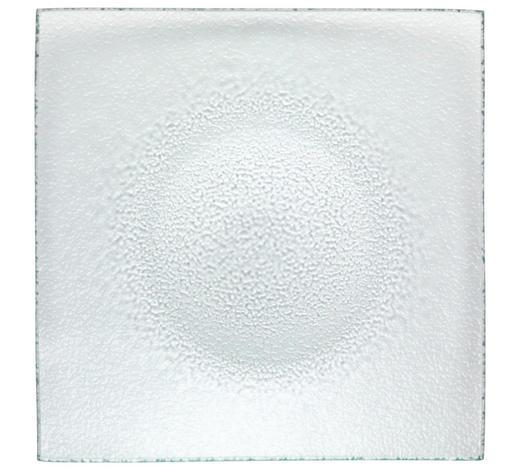 GOURMETTELLER 11/11 cm  - Klar, Design, Glas (11/11cm) - Homeware