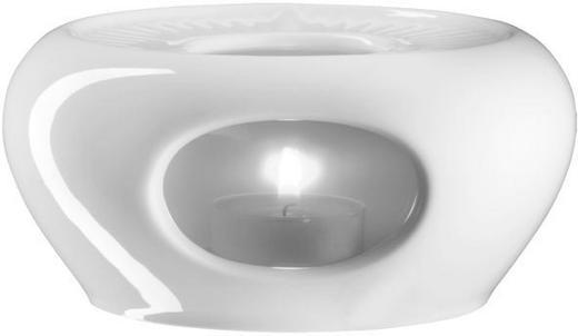 STÖVCHEN - Weiß, KONVENTIONELL, Keramik (15//cm) - Seltmann Weiden
