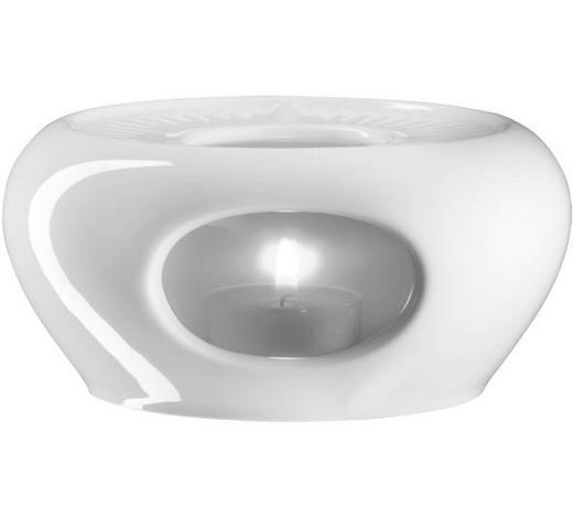 STÖVCHEN - Weiß, KONVENTIONELL, Keramik (15cm) - Seltmann Weiden