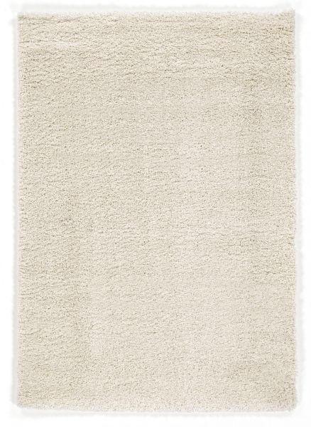 HOCHFLORTEPPICH  240/290 cm   Creme, Weiß - Creme/Weiß, Basics, Textil (240/290cm) - Novel