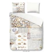 POSTELJNINA ABEL - večbarvno, Konvencionalno, tekstil (140/200cm)