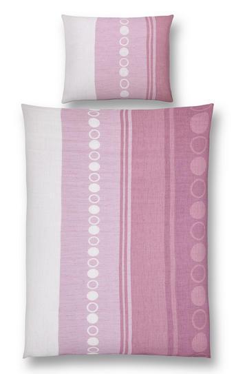 POSTELJINA - pink, tekstil (140/200cm) - ESPOSA
