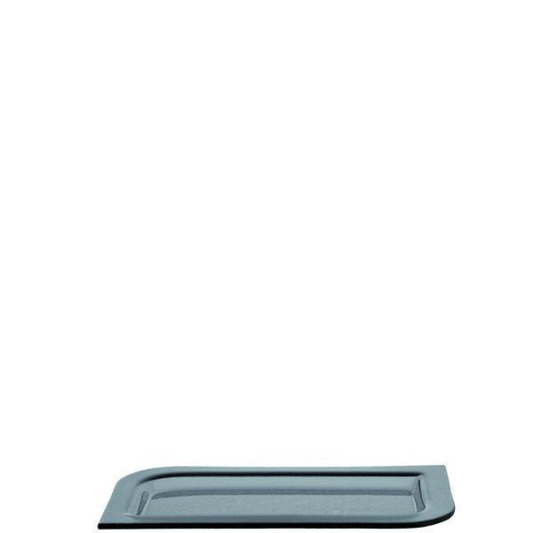 TELLER Glas - Anthrazit, Basics, Glas (18.5/35/0cm) - LEONARDO