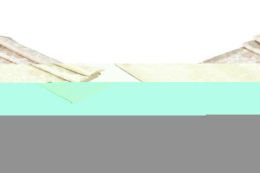 TISCHDECKE Textil Jacquard Naturfarben 130/170 cm - Naturfarben, Basics, Textil (130/170cm)