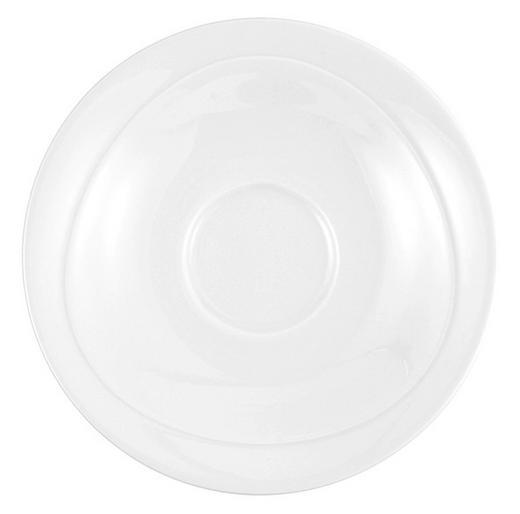 UNTERTASSE - Weiß, KONVENTIONELL, Keramik (17,5cm) - Seltmann Weiden