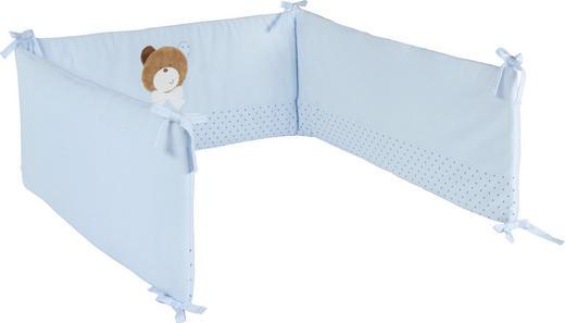 NESTCHEN MAX - Blau, Basics, Textil (32 210 cm) - Patinio