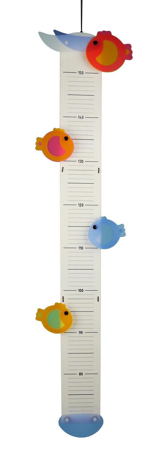 Niermann Messlatte Fische - Multicolor, Basics, Holz (90/9/5cm)