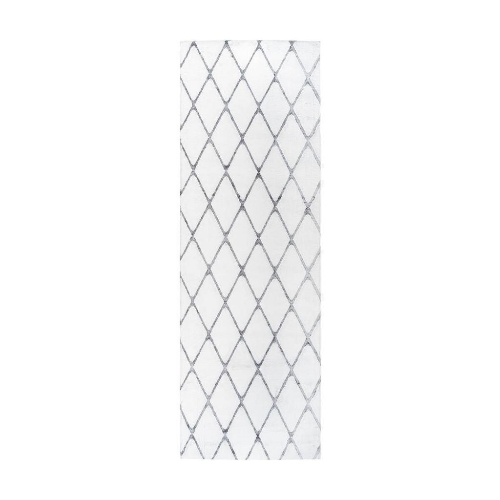 XXXLutz Läufer 80/250 cm weiß
