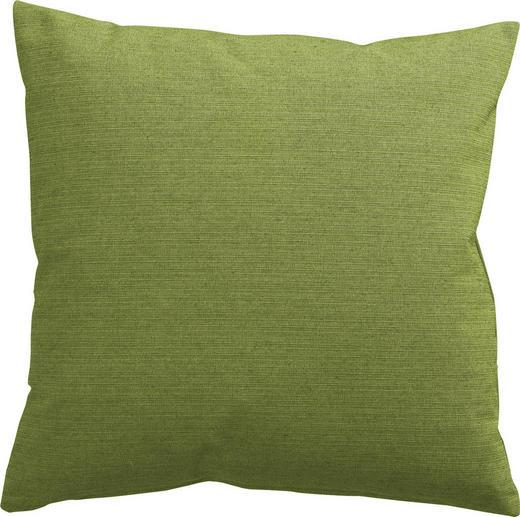 KISSENHÜLLE Grün 40/40 cm - Grün, Textil (40/40cm) - NOVEL