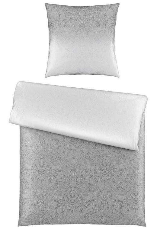 POSTELJINA - siva, Konvencionalno, tekstil (135/200cm) - Ambiente