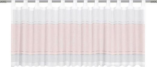 KURZGARDINE    50/140 cm - Altrosa, Basics, Textil (50/140cm)