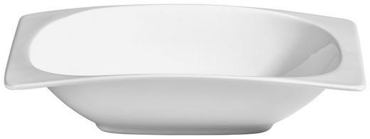 SCHALE Keramik Porzellan - Weiß, Basics, Keramik (15/20/5cm) - Ritzenhoff Breker
