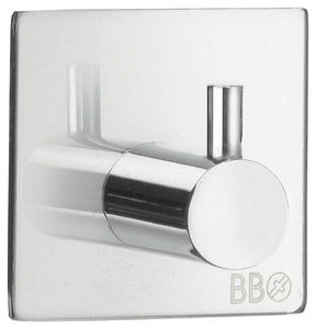 KUKA - Boja nerđajućeg čelika, Metal (4,5/4,5/3cm)