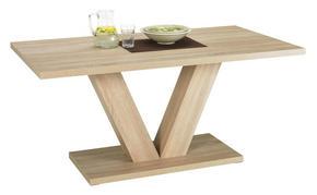 MATBORD - Sonoma ek, Klassisk, träbaserade material (135/80/75,5cm) - Carryhome