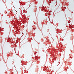 DEKOSTOFF per lfm Verdunkelung - Rot, KONVENTIONELL, Textil (150cm) - Esposa