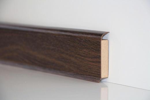 SOCKELLEISTE - Dunkelbraun, Basics (250/6/1,3cm) - Venda